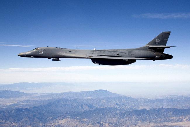 Бомбардировщик B-1B