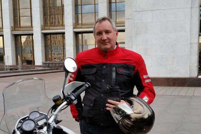Дмитрий Рогозин. Державный буревестник «Единой России»