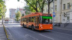 В Краснодаре возобновили движение транспорта на улице Октябрьской