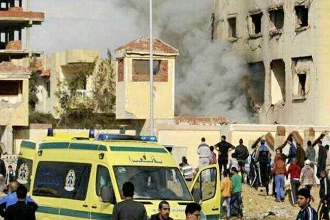 При взрыве в Египте погибли 155 человек