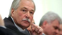 Грызлов рассказал о соблюдении режима прекращения огня в Донбассе