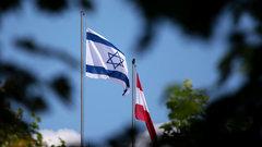 Иран потребовал от Австрии выкинуть израильские флаги