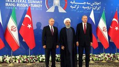 Саммит России, Ирана и Турции по Сирии. Итоги