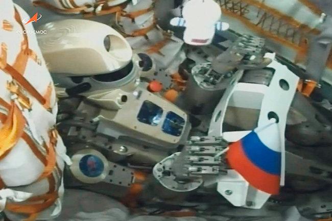 Skybot F-850 робот Fedor Федя