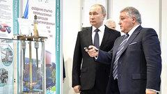 Путин поблагодарил российских ученых за обеспечение безопасности человечества