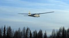 Предсказано скорое появление аэротакси в России