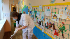 В детских садах Сургута откроют группы для малышей с полугода
