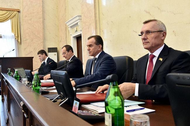 Консолидированный бюджет Краснодарского края за три года вырос на 100 млрд