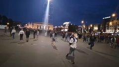 Политолог рассказал, какие внешние силы участвуют в белорусских протестах