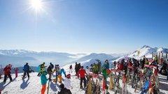 За минувшую зиму свыше двух млн человек посетили курорты Краснодарского края