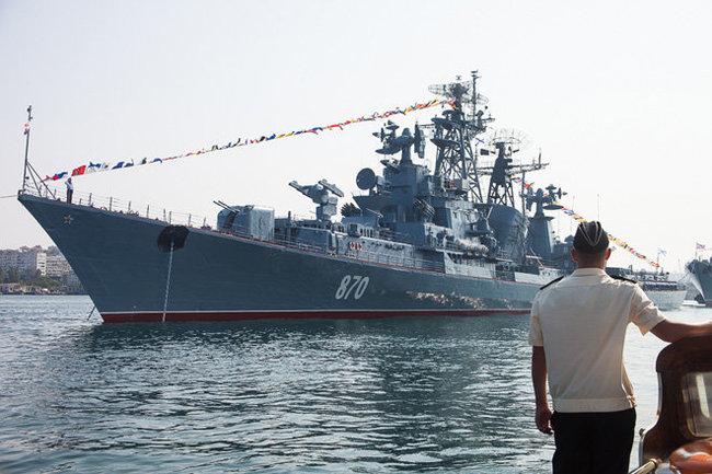 Черноморский флот армия Россия ВМФ