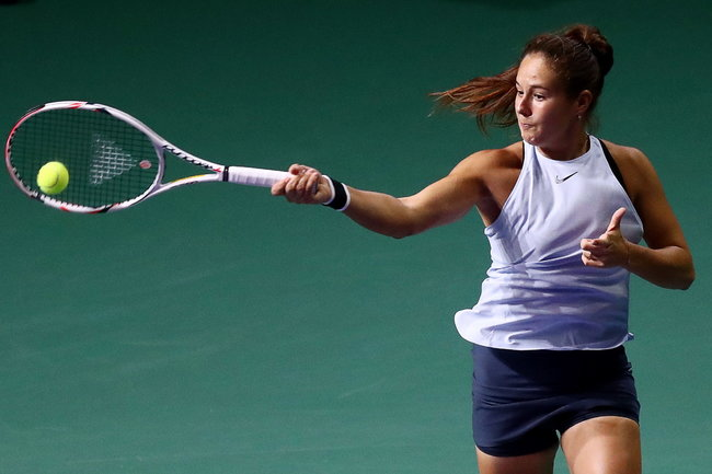 Остапенко вошла впятерку наилучших теннисисток мира— Новый рекорд