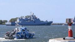 Украинские моряки готовы принять российские гражданство ради квартир в Крыму