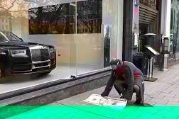 Чичваркин в Лондоне помолился перед витриной (ВИДЕО)