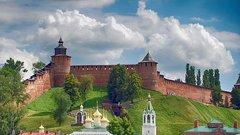 В Нижнем Новгороде построят фуникулер к Кремлю