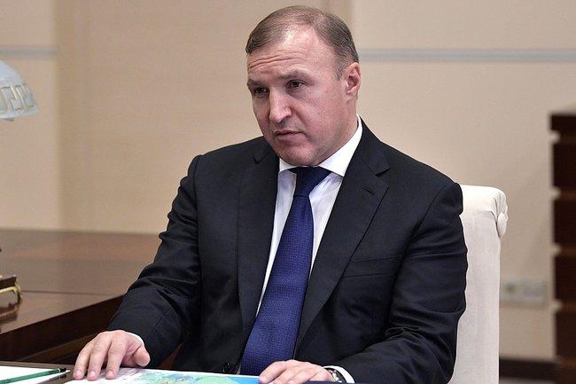 Глава Адыгеи Мурат Кумпилов