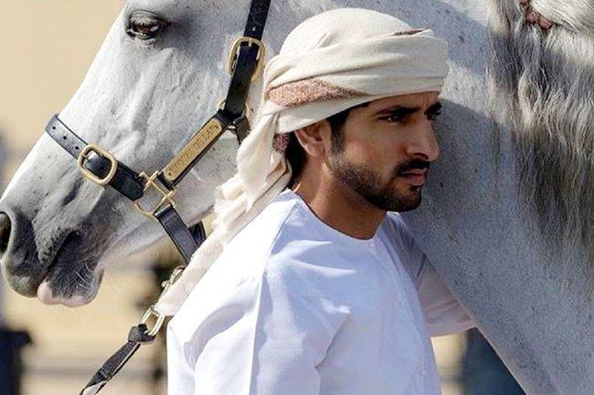 Хамдан Ибн Мохаммед Аль Мактум