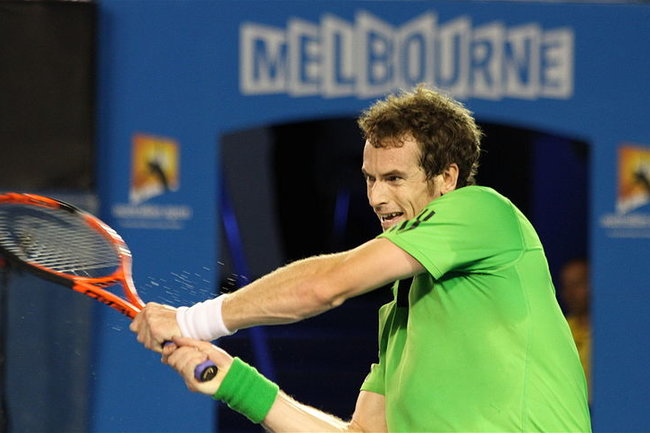 Энди Маррей на Australian Open-2011