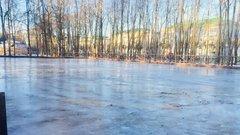 В Новосибирске появится 21 каток