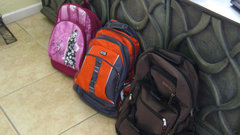 Роскачество забраковало рюкзаки для школьников