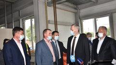 В Новосибирской области ускорили строительство спорткомплексов благодаря типовому проекту