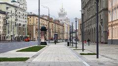 Собянин заявил об устойчивости реконструированных улиц Москвы к шторму