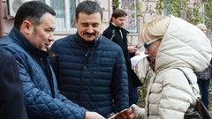 Губернатор Тверской области Игорь Руденя: из семи недостроенных домов СУ-155 уже сданы четыре
