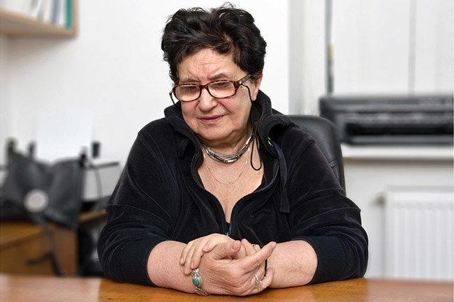 Нина Суетина