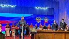Вениамин Кондратьев: губернаторство – это не привилегия, а огромная ответственность