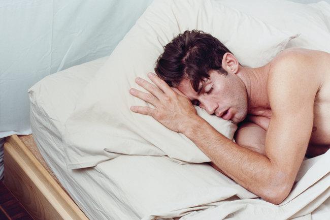 Недосыпание секс