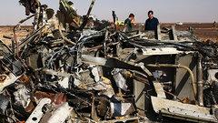 Египет признал, что российский самолет над Синаем был взорван