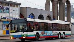 Большие автобусы начнут ходить до Перми-I уже весной
