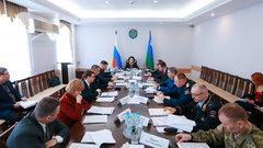 Губернатор Югры провела онлайн-встречу с жителями региона