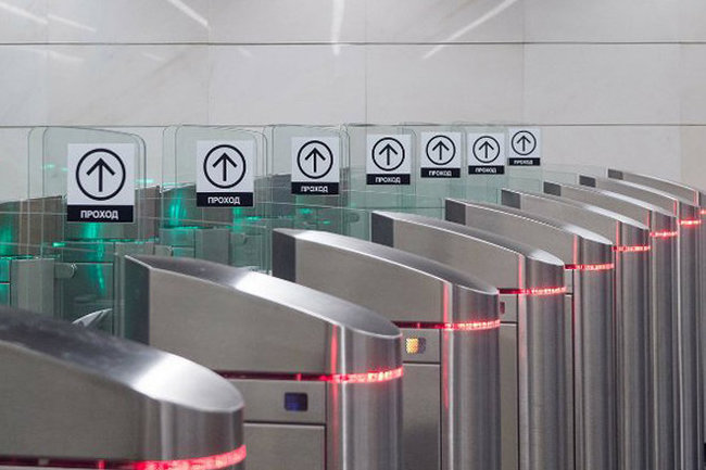 Движение поездов насалатовой ветке московского метро введено вграфик