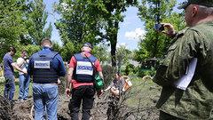 МИД РФ обеспокоен обострением ситуации на Донбассе