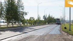 В Югре впервые приступили к ремонту дороги по контракту жизненного цикла