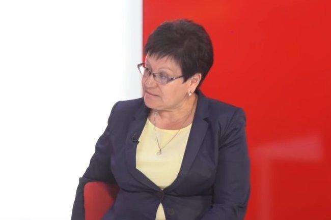 Лариса Гимазутина