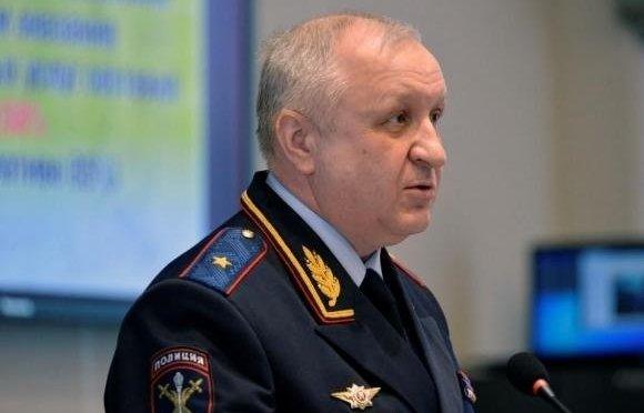 Генерал-майор Владимир Андреев.