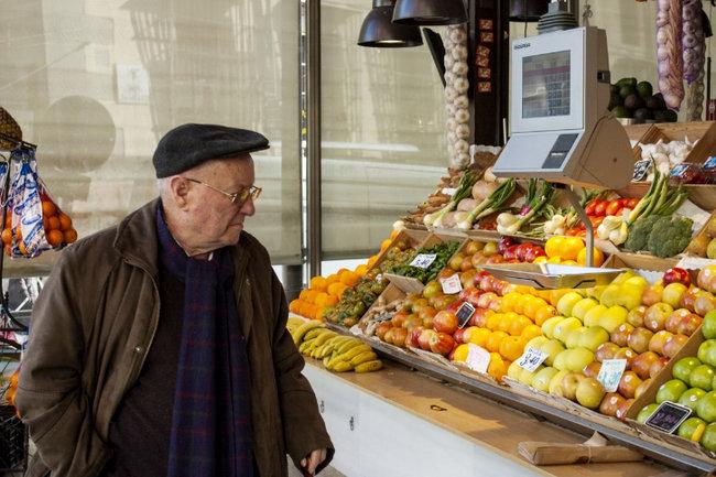 рынок овощи