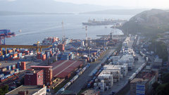 Арестованы счета Владивостокского порта