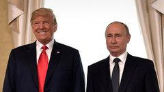 Путин-Трамп  - 3:0 в пользу Путина