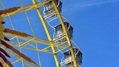 Самое большое колесо обозрения заУралом откроют вНовосибирске