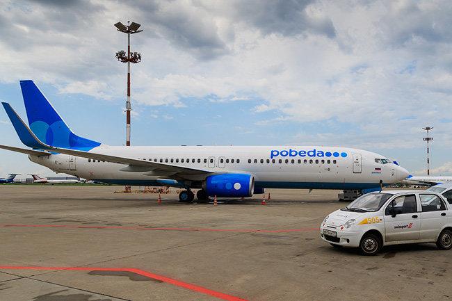Лоукостер «Победа» начнет летать из столицы вСтамбул
