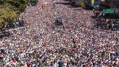 Переломный момент: госпереворот в Венесуэле вошел в «горячую стадию»