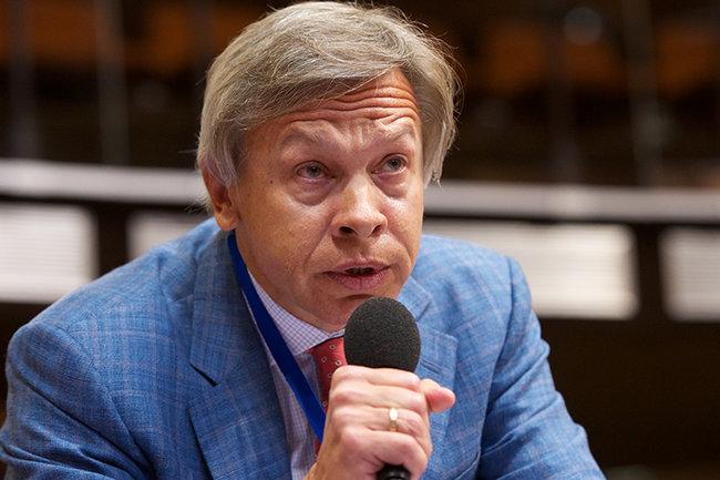 Пушков разъяснил нежелание украинской столицы разрывать дипотношения сМосквой— Сплошные минусы