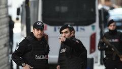 В Турции разбился учебный военный самолет, трое погибших