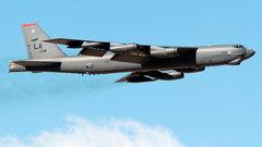 Американские B-52H учатся бомбить Балтфлот, российские ПВО – их сбивать