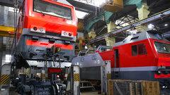 Новые электровозы поступят в локомотивное депо Киров в октябре