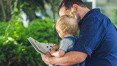 Многодетных отцов поддержат рублем