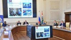 Губернатор Новосибирской области: место установки Памятной стелы «Город трудовой доблести» выберут жители